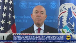 Biden DHS Finally Addresses Border Crisis, Begs Migrants to Stop Coming