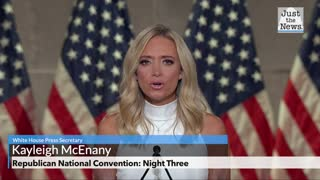 Republican National Convention, Kayleigh McEnany Full Remarks
