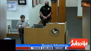 Ten Year Old Calls Out School Board For Hypocrisy in Florida