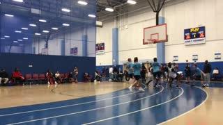 Ray Cuevas Basketball Tournament NBN (Blue) #43