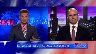 Real America - Dan W/ Pearson Sharp (July 23, 2021)