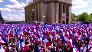 Former French president Sarkozy sentenced to jail