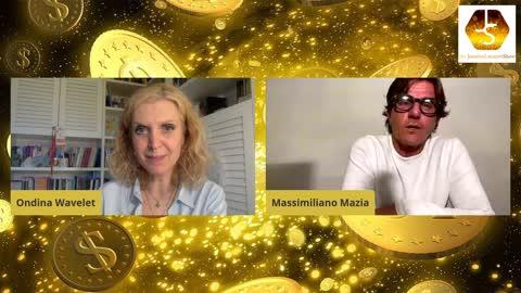 """""""Born 2 Win"""" - """"L'Energia del Denaro"""" con Jasmine Laurenti e Massimiliano Mazia"""