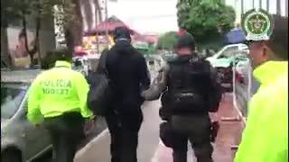 Video: así fue la captura de Jhon Viáfara