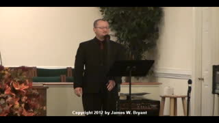 Special Song - Redeemed, by James W. Bryant, 2012