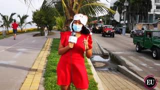 Video: una solidaria Navidad Mar Adentro en Cartagena