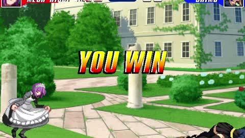 Mech Hisui 404 (Me) vs Shimo