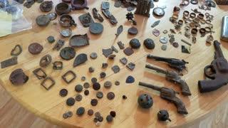 Treasures I have Found Metal Detecting