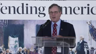 Robert Natelson Defending the Constitution Event 2021