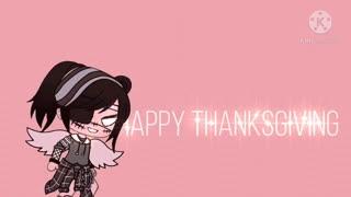 Happy Thanksgiving everyone