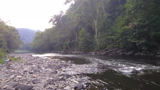 Cheat River Near Parsons West Virginia