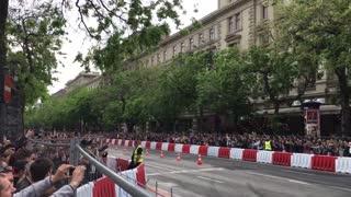 Daniel Ricciardo Budapest V8 Sound