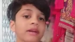 8 years old boy is acting on a beautiful song   Lucy07