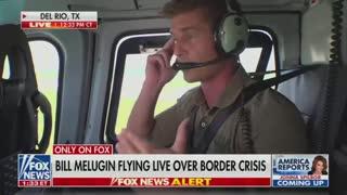 Biden Bans Drones to Hide Border Crisis—So BPS Gets Fox News a Helicopter