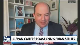 Compilation - Brian Stelter Gets Roasted By C-SPAN Callers