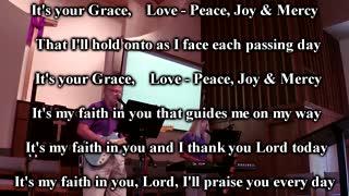 Rising Faith - Grace, Love, Peace, Joy, & Mercy