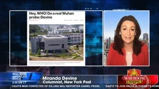 Steve Bannon interviews Miranda Devine