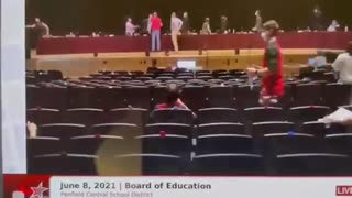 School Board Member Yells at and Threatens Parents Who Question Critical Race Theory