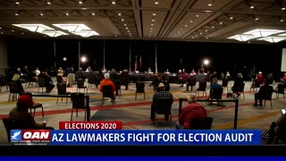 Ariz. lawmakers fight for election audit