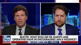 WATCH: Revolver News Joins Tucker to Breakdown FBI Involvement with Jan 6th