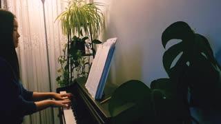 安静 Still 诗歌钢琴伴奏(Hymn Accompaniment Piano Cover) 歌词 WorshipTogether V011