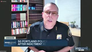 Entire Portland Police Crowd-Control Unit Resigns After One of Them is Indicted Over BLM Battle