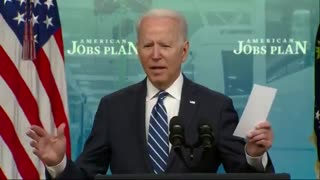 WATCH: Biden is VERY Concerned About Reporter Asking Him Questions ...!!!!