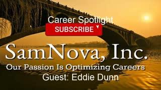 Optimize Your Career | Career Spotlight #7 | Eddie Dunn