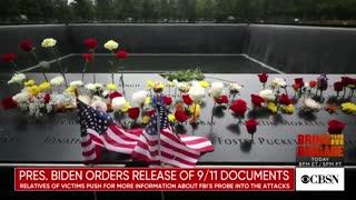 Biden orders release of 9/11 documents