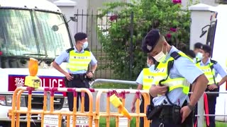Apple Daily directors arrested by Hong Kong police