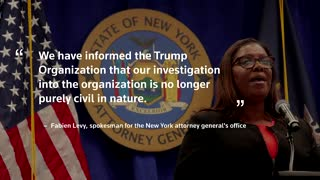New York opens criminal investigation into Trump