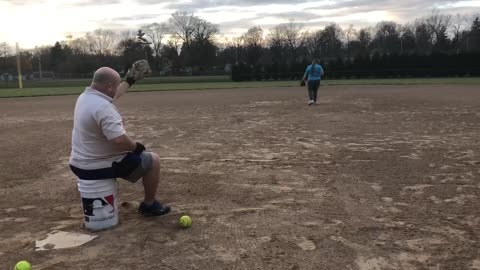 Softball Pitching KED