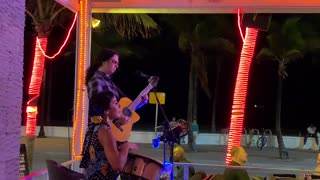 Carlos Santana Cover in Lauderdale