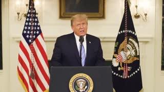 Trump Address the nation 07.01.2021