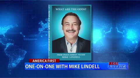 Mike Lindell on his Twitter Suspension