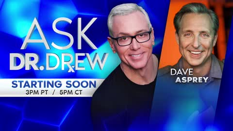 Dave Asprey - Father of Biohacking - on Ask Dr. Drew LIVE