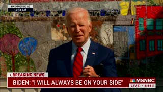 """Biden To Governors Threatening To Sue Over Mandates: """"Have At It"""""""