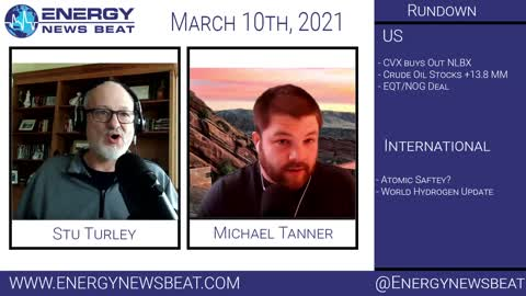 Inflation? The Daily Energy News Beat Markets Show 3-10