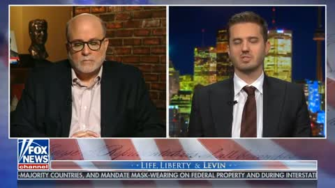 Mark Levin Interview Parler and Rumble CEOs