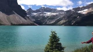 Beautiful Banff Scenery