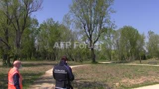 Italia utiliza drones para cazar a infractores de cuarentena