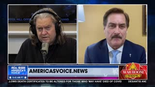 Mike Lindell: New Documentary Will Show '100% Scientific Proof' China Attacked the Election