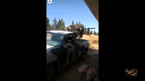 The 4th Panzer Division of the SAA Continues to Fight in Deraa