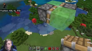 Minecraft: how to make a Bomber Plane