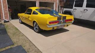 1965 Mustang RestoMod