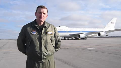 Air Force moves to Lincoln Airport for temporary operations