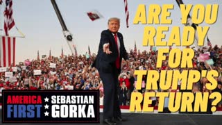 Are you ready for Trump's return? John Solomon on AMERICA First with Sebastian Gorka
