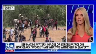 Dana Perino on Biden admin blaming border patrol