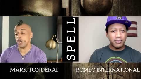 "Mark Tonderai director of ""Spell"""