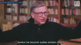 Bill Gates: A normális élet csak akkor térhet vissza, amikor mindenki be lesz oltva